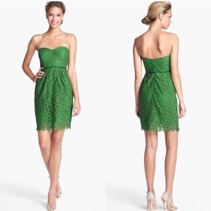 Jenny Yoo Kelley Green dress